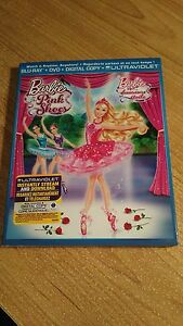 Barbie-in-The-Pink-Shoes-Blu-ray-DVD-2013-Canadian