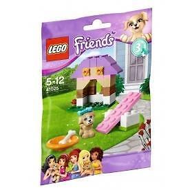 Brand New LEGO 41025 LEGO Friends Puppy/'s Playhouse