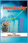 Advanced Accountancy: Theory and Practice (PB) by Adonis & Abbey Publishers Ltd (Paperback, 2009)