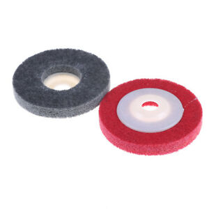 Disco-abrasivo-in-nylon-100-12-16-mm-7P-180-per-smerigliatrice-angolacqCRI
