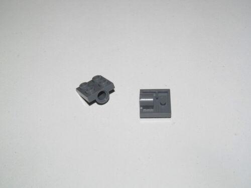Lego ® Lot x2 Plaque Essieu 2X2 Plate Modified with Holes Choose Color ref 2444