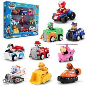 Paw-Patrol-Dogs-Patrol-Toys-Skye-Patrol-Racer-Pups-Puppy-Toys-Dolls-Set