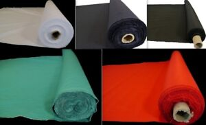 100/% COTTON  EXTRA WIDE PLAIN DRILL TWILL CLOTHING CRAFT UPHOLSTERY FABRIC