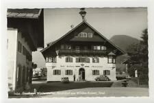 AK Kirchdorf in Tirol, Gasthof Wintersteller, 1964
