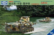 Riich Models CV35002 1/35 VCL Light Amphibious Tank A4E12 Late Production
