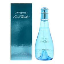 Davidoff Cool Water Woman Eau de Toilette 100ml Spray NEW. Women's - EDT For Her