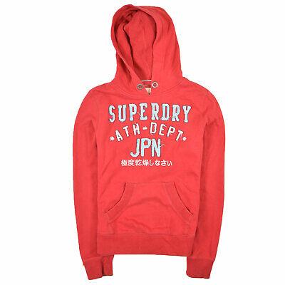 Superdry Damen Hoodie Kapuzenpullover Gr.M (DE 38) Japan
