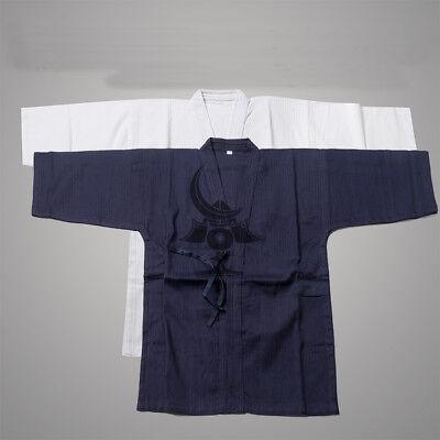 Summer Thin 100/% Cotton Kendo Aikido Hapkido Gi Martial Arts Uniforms Kimono
