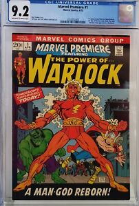MARVEL-PREMIERE-1-CGC-9-2-1ST-ADAM-WARLOCK