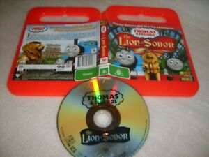 Thomas-amp-Friends-The-Lion-of-Sodor-7-Stories-Oz-ABC-For-Kids-Issue-DVD-R4