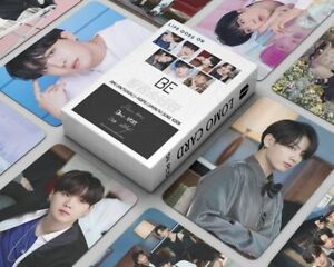 54 PC BE New Album Bangtan Boys BTS Lomo Photo Cards JUNG KOOK JIMIN SUGA V Jin