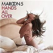 Maroon-5-Hands-All-Over-CD-Very-Good-Condition