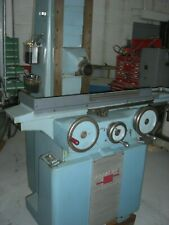 Abrasive Surface Grinder With Roller Table Needs Spindle Repair