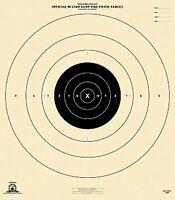 Official Nra B-6 [b6] 50-yard Slow Fire Pistol [21 X 24] (100 Targets)
