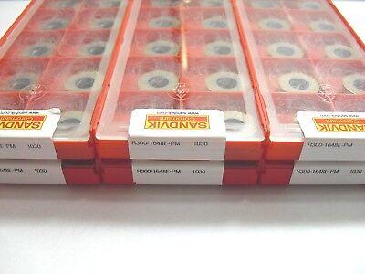 SANDVK     R300-1648E-PM  1030   10pcs Lot of *