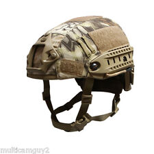 OPS/UR-TACTICAL HELMET COVER FOR CRYE AIR-FRAME HELMET IN KRYPTEK-HIGHLANDER-MED