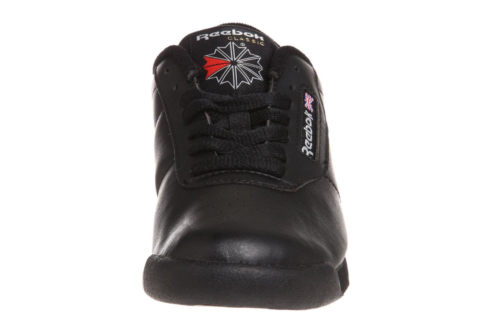 Reebok Classique Princesse Princesse Princesse Noir Femmes Courir Chaussures de Tennis b0db6e