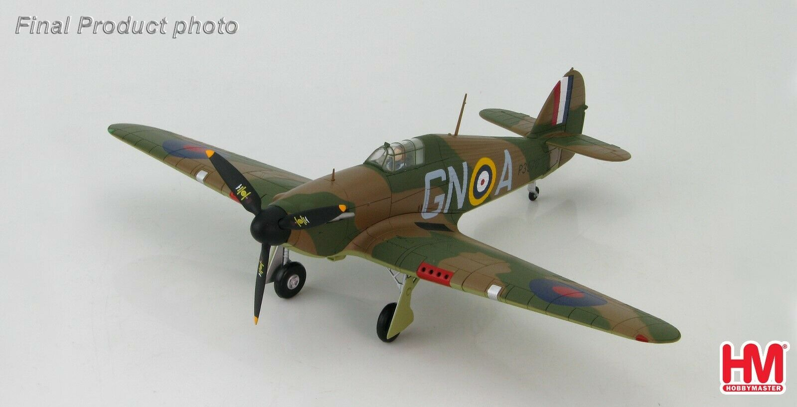 Ha8603 1 48 Hurricane  Mk. I GN-A, F L J B Barbi RAF 249 Sqn. De Hobby Master  grandes marques vendent pas cher