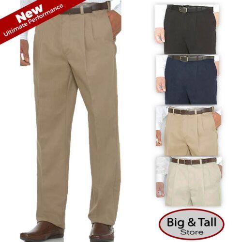 e plissettati alti Pantaloni grandi casual Savane espandibile Ultimate in 60 36 vita 0TwYT5q