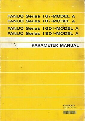 Redelijk Fanuc 16i-model A 18i-model A 160i-model A 180i-model A Parameter Manual