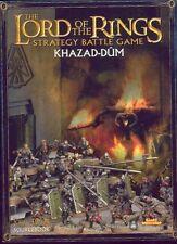 KHAZAD DUM SCOURCEBOOK - LORD OF THE RINGS LOTR - GAMES WORKSHOP - HOBBIT