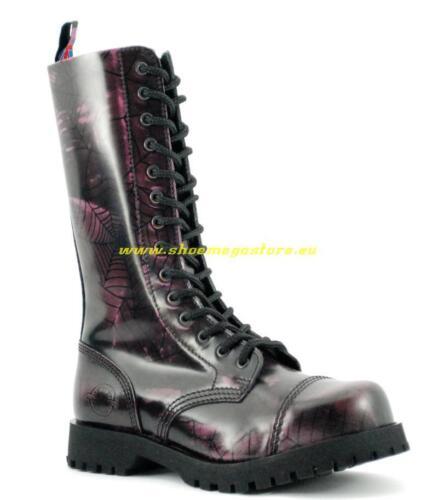 Nevermind Gothic Ranger 14 Loch  Para Spider Purple !Kein Fernost Import !