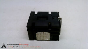 GENERAL ELECTRIC R120A01, SERIES A, INDUSTRIAL RELAY, 100VAC, #235465