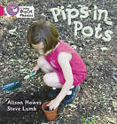 Pips in Pots: Band 01b/Pink B by Alison Hawes, Steve Lumb (Paperback, 2010)