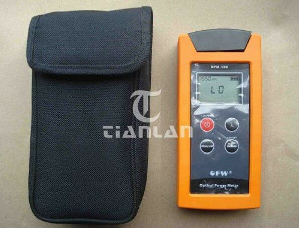 New BOU350 Optical Power Meter for telecom test