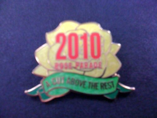 2010 TOURNAMENT OF ROSES ROSE PARADE PIN