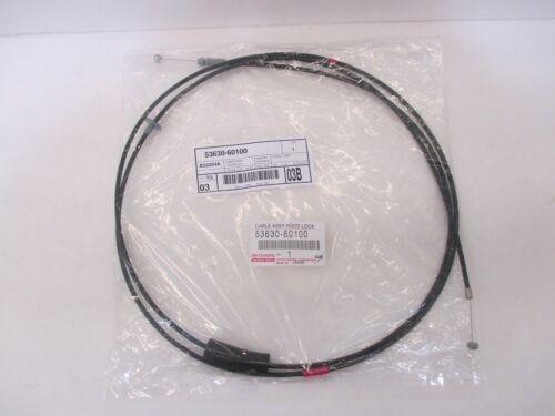 LEXUS OEM FACTORY HOOD RELEASE CABLE 2003-2009 GX470