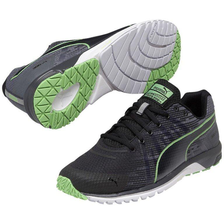 Puma Faas 300 300 300 V4 Negro turAzulnce negro zapatos corrientes de los hombres de 187528 02 085d04