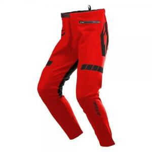 JITSIE-TRIZTAN-TRIALS-BIKE-RIDING-PANTS-TROUSERS-RED-BLACK-GREAT-QUALITY