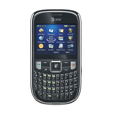ZTE Z431 Black AT&T Unlocked GSM QWERTY Phone