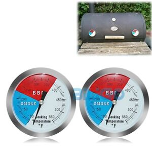 Stainless-Steel-Barbecue-BBQ-Smoker-Grill-Thermometer-Temperature-Gauge-100-550