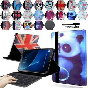 For-Samsung-Galaxy-Tab-S1-2-3-4-5se-Leather-Stand-Cover-Case-Bluetooth-Keyboard