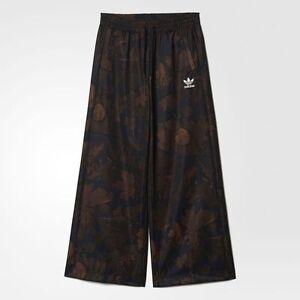 7f46b4b1c1a Adidas Originals Women's Leaf Camo Track Pants Size Large FREE ...