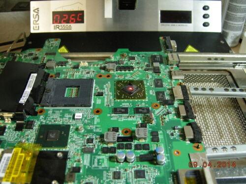 K73BR Mainboard 1 Jahr Gewährleistung Asus X73B Notebook Reparatur
