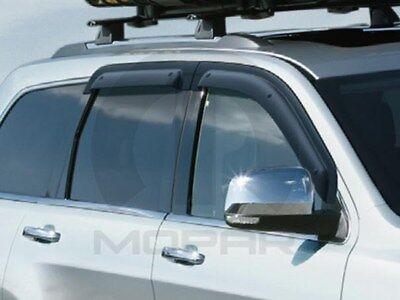 ClimAir Sonnenschutz Jeep Grand Cherokee 10 Komplettset 5-t/ürig
