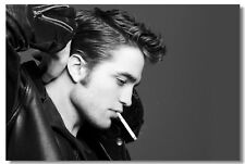 Poster  Robert Pattinson Actor Singer Star Club Wall Art Print 211