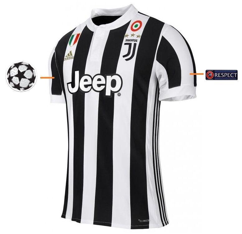 Trikot Adidas Juventus Juventus Juventus 2017-2018 Home UCL - Dybala 10  Champions League 9440a8