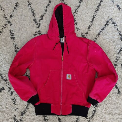 Vintage Carhartt Hooded Jacket