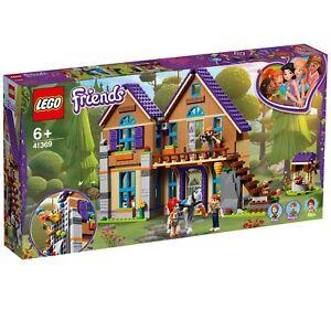 NEW-LEGO-FRIENDS-MIA-039-S-HOUSE-41369-SEALED