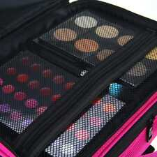 Travelmall Professional Makeup Train Case Cosmetic organizer Make Up Artist Box