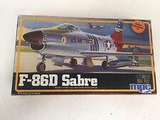 1/72 MPC F-86D  SABRE VINTAGE MODEL KIT NIOB