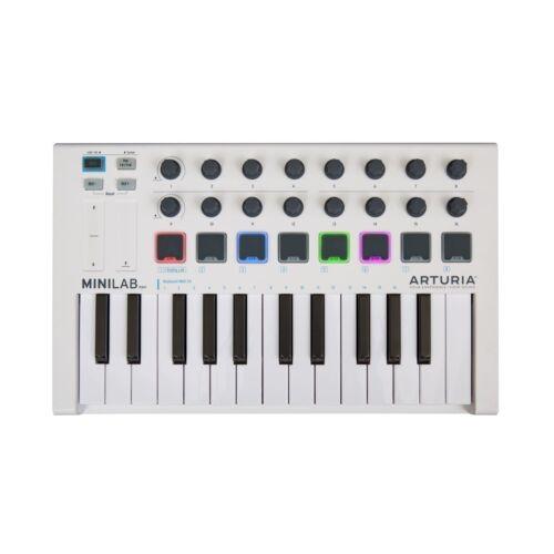 Tastiera Controller Entry Level ARTURIA MINILAB MKII