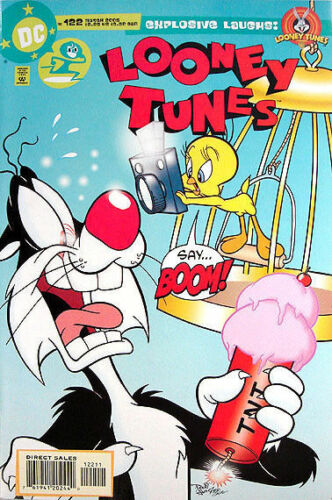LOONEY TUNES Comic # 122 Tweety /& Sylvester SOLD OUT!
