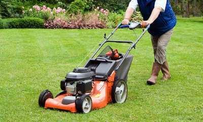 Lawnmowers under £200