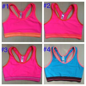 678e7c564bfbb NEW Under Armour Women Sports Bra No Padded Top Gym Yoga Fitness ...