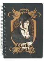 Black Butler: Sebastian Notebook By Ge Animation